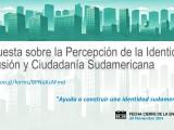 Encuesta sobre la Percepción de la Identidad, Inclusión y Ciudadanía Sudamericana