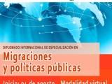 Abren inscripciones para IV Diplomado Internacional en Migraciones y Políticas Públicas