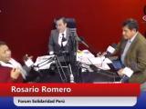 """""""No es casual que la pobreza esté centrada en el campo"""". Vídeo de Rosario Romero de FSP hablando claro en programa cultivando la vida de RBC"""