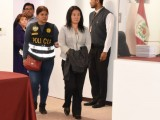CNDDHH pide investigación imparcial, rápida y eficaz en detención a Keiko Fujimori