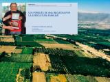 """Presentan texto: """"Los porqués de una iniciativa por la agricultura familiar"""" de especialista Rosario Romero"""