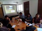 Realizan reunión para pensar una estrategia nacional de defensa de los ríos