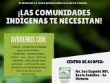 Organizaciones indígenas movilizan solidaridad por sismo en Amazonia peruana