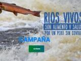 «Ríos Vivos son Alimentos y Salud» advierte Red Nacional de Protección de Ríos  (18° micro programa radial de FSP/RNPR)