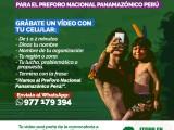 Mándanos tu «Selfie» para el Pre Foro Nacional Panamazónico Perú: ¡contamos con tu voz y tu lucha!