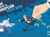 ¡VCUNÁTE CONTRA LA CORRUPCIÓN! #VotaBien