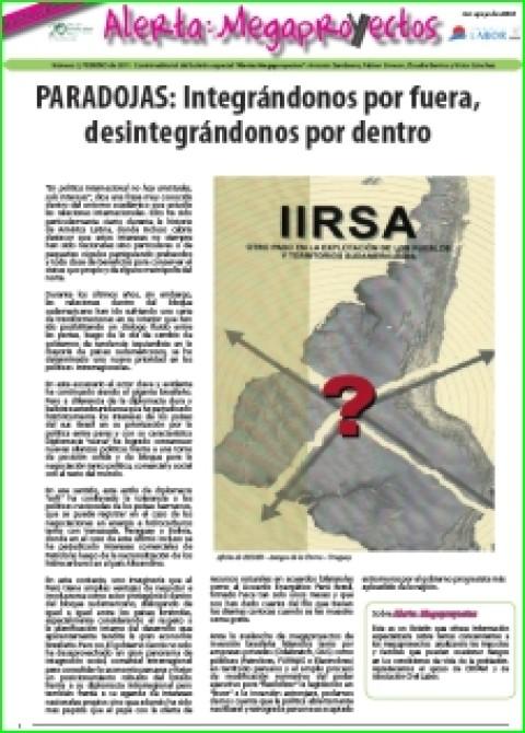 Boletín informativo: Alerta Megaproyectos Nº 2