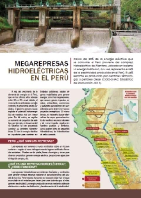 Cartilla: Megarepresas hidroeléctricas en el Perú