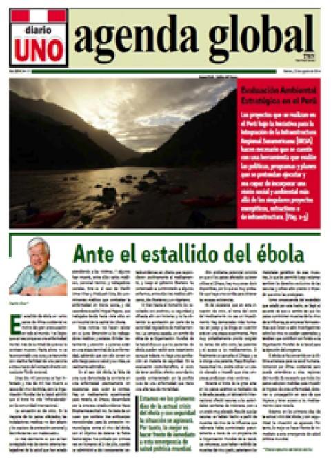 """Agenda Global: """"Evaluación Ambiental Estratégica en el Perú"""""""