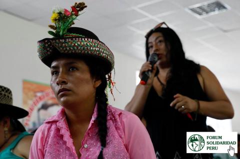 Satipo en octubre: Encuentros Nacionales de Defensores/as de Ríos y II Pre Foro Panamazónico Perú (9° Programa radial de FSP)