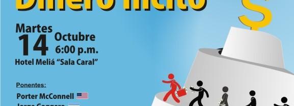 """Foro """"Corrupción y Elusión: La Ruta del Dinero Ilícito"""""""