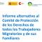 Informe Alternativo al Comité de Protección de los derechos de todos los trabajadores migratorios y sus familiares