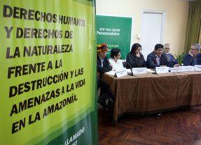 La Amazonía no espera, VIII Foro Social Panamazónico abre sus inscripciones