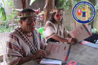 CNDDHH: Demanda archivamiento de Proyecto de Ley que desnaturaliza la Consulta Previa en el Perú