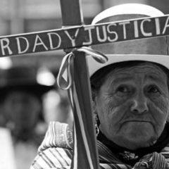 """Fallece """"Mamá Angélica"""" rostro de los familiares de los desaparecidos en el Perú"""