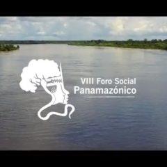 Video: Memoria del VIII Foro Social Panamazónico