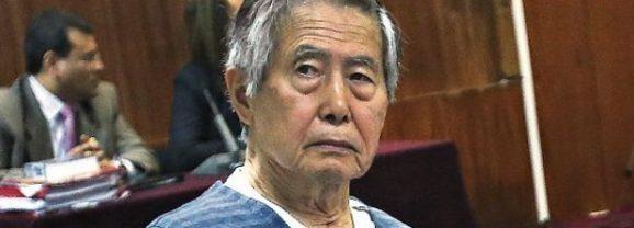 Alberto Fujimori será procesado por el Caso Pativilca