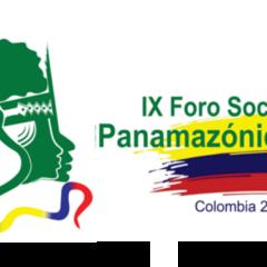 IX Foro Social Panamazónico en Colombia, ya tiene fecha