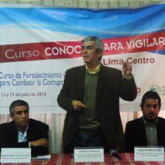 Estrategia de acción colectiva: Cultura de Integridad, Transparencia y Lucha contra la Corrupción