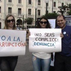 Actividades desarrolladas: Cultura de Integridad, Transparencia y Lucha contra la Corrupción