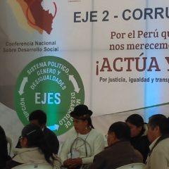 Presentación: Cultura de Integridad, Transparencia y Lucha contra la Corrupción