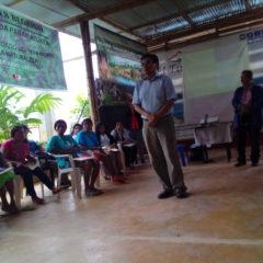"""""""Queremos cambios grandes de las políticas, pero también debemos cambiar nosotras"""". En Iquitos, Lamas y Nieva, líderes y lideresas construyen Agenda Amazónica"""