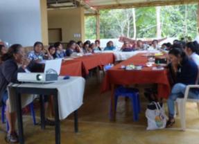 Presentan Documento Memoria del Taller Soberanía alimentaria y agricultura familiar en la Amazonia peruana