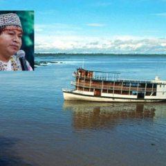 Aidesep: Hidrovía Amazónica debe detenerse si no hay diálogo