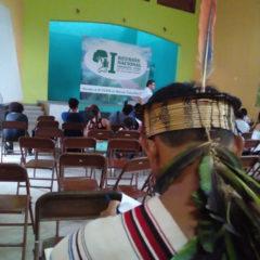 Primer día de la Reunión Nacional Fospa en Tarapoto: Protagonismo de indígenas, mujeres y jóvenes