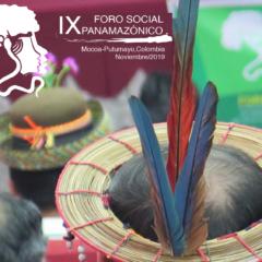 Primera Reunión Nacional de Perú, camino al IX Foro Social Panamazónico en Colombia