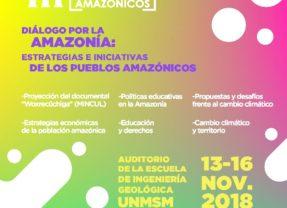 Invitación: III Coloquio de Estudios Amazónicos