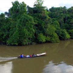 Hidrovía Amazónica: ¡El dragado no va! (AIDESEP)