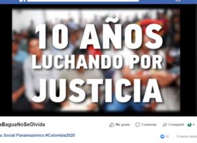 VÍDEO: HOY: ACTO #FospaBaguaNoSeOlvida