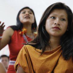 Voz indígena y debate por igualdad de las mujeres fueron el sello que marcó el II PreFospa Perú en Satipo