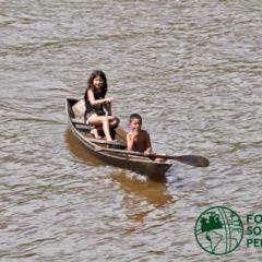 «Debemos ser guardianes humanos de los ríos vivos no humanos» (7° Programa Radial de FSP)