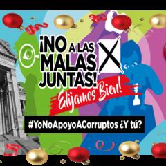 Esta navidad: el Perú merece una justicia proba y transparente (vamos a regalársela)