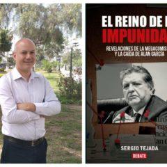 Imperdible: Libro «El reino de la impunidad» de Sergio Tejada