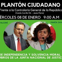 Urgente: Mañana miércoles 8, a las 9 am., a defender el Perú de la mafia de la corrupción!