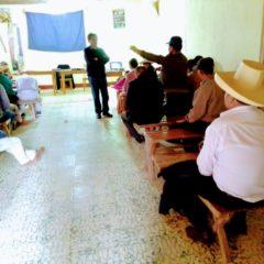 Realizan diálogos sobre Transición Energética y Agricultura Familiar con Rondas Campesinas de Cajamarca