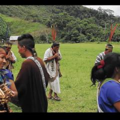 Vídeo: Canto amazónico ancestral, frente a la pandemia y agresiones de guerra