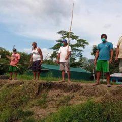 En plena cuarentena, mineros ilegales dragan río y profieren amenazas de muerte a docente de comunidad en Loreto