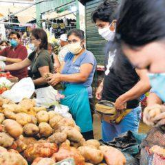 «Sin esta garantía no podremos seguir sembrando y cosechando los alimentos» (Productores agrícolas al presidente Vizcarra)