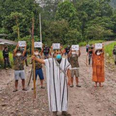 «Urgimos al gobierno, a establecer una estrategia con la participación de las organizaciones indígenas y populares para afrontar la pandemia y la cuarentena» (Obispos amazónicos del Perú)