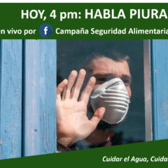 Hoy, 4 pm: HABLA PIURA