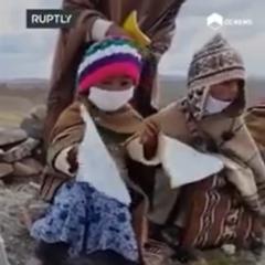 Vídeo: ¿Sabes cómo tienen que estudiar los/as niños/as en la sierra peruana, durante la pandemia?