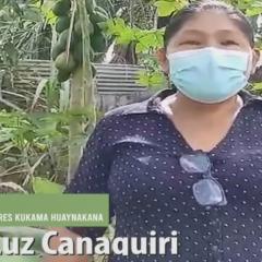 Vídeo: Lideresa Kukama clama desde Samiria desbordada por la pandemia: «Sr. presidente, somos gente y tenemos derechos. ¿Dónde está toda la plata que han sacado de aquí?»