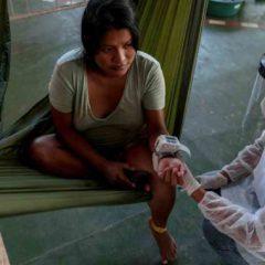 «Contagio covid-19 en Lima se atenúa y galopa en Amazonía Indígena del norte» por Marlene Castillo