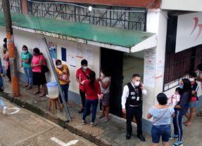 Condorcanqui: Piden Acción de Amparo a la Defensoría por la relación entre la entrega de bonos y el aumento de contagios por Covid-19