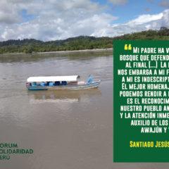 El mejor homenaje. Palabras de Santiago Jesús Manuin a su padre
