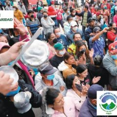 """Red Nacional de Protección de Ríos de Perú: """"Rechazamos volver a una 'normalidad' que destruye la naturaleza y genera pandemias» (14° micro programa radial de FSP)"""